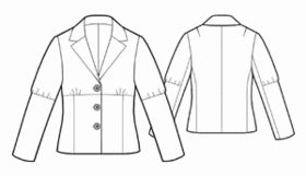 1000 images about sewing blazersjacketscoatssuits on