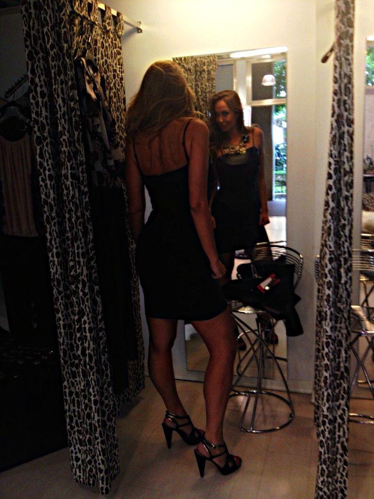 #sexy #tubino di #ecopelle by #elisalandristyle