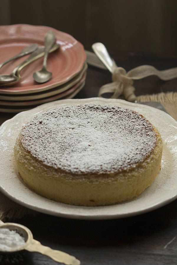 Souffle japones con thermomix
