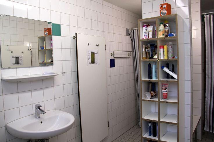 bad k che hfk hans freudenberg kolleg studentenwohnheim karlsruhe for my home laundry. Black Bedroom Furniture Sets. Home Design Ideas