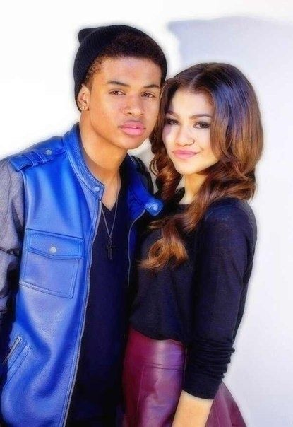 Zendaya Coleman Boyfriend | Is Disney Princess Zendaya Coleman dating Eureka's actor Trevor ...