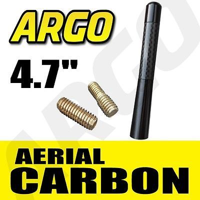 #Black carbon car aerial bee sting mast #antenna ariel arial mini radio #stubby,  View more on the LINK: http://www.zeppy.io/product/gb/2/131512648282/