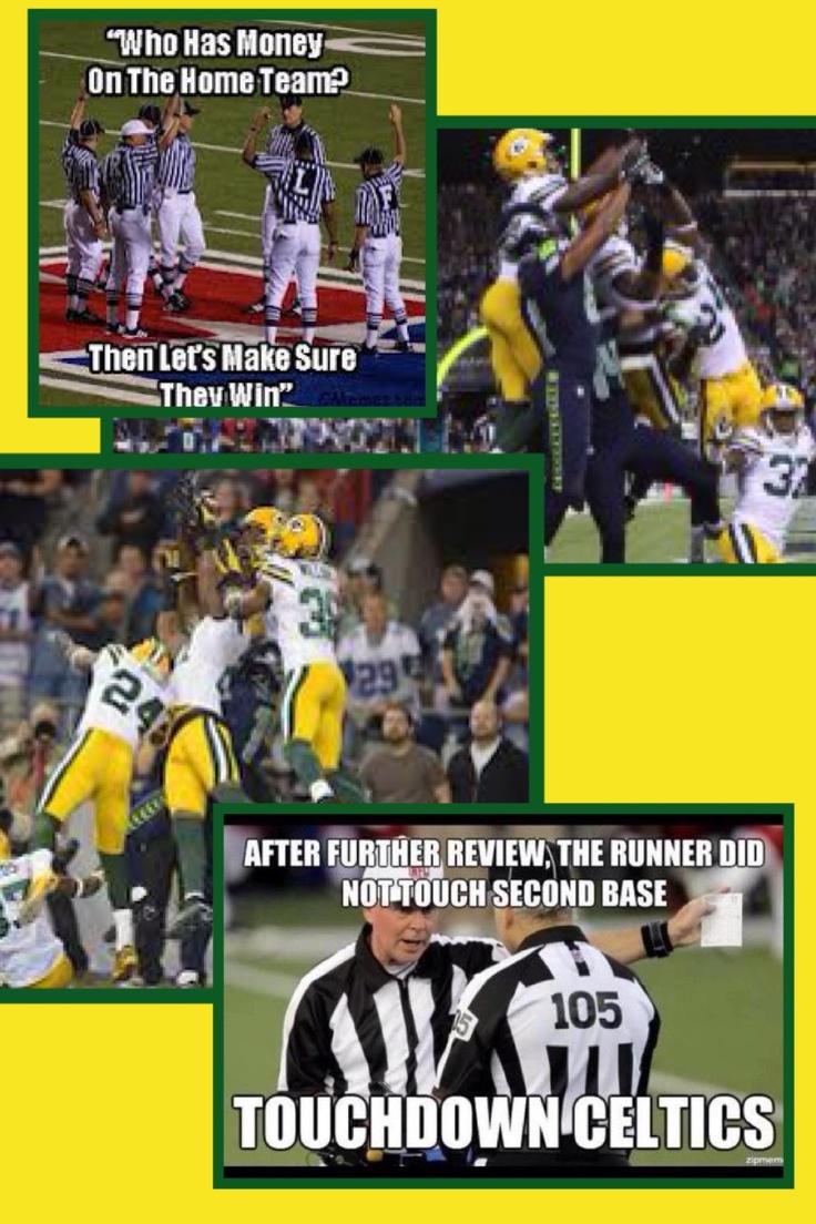 Packers vs Seahawks