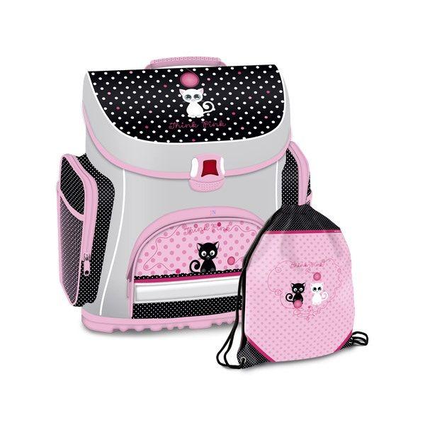 Think Pink: iskolatáska tornazsákkal