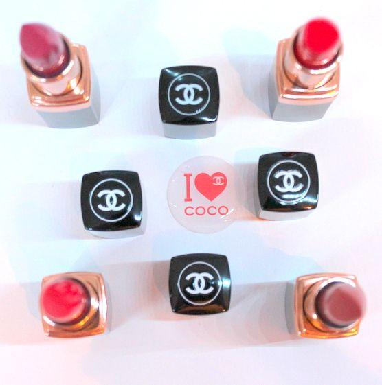 Chanel - le rouge à lèvres Rouge Coco