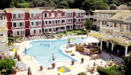 Holiday to Paradise Hotel in SIDARI (GREECE) for 11 nights (SC) departing from DSA on 14 May: 2 Bedroom Apartment with Pool View and…