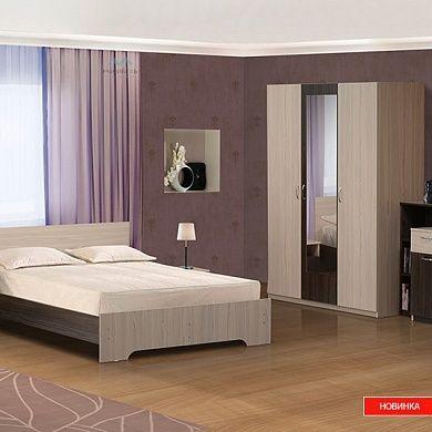 Спальня Ивушка-9 купить в Екатеринбурге | Мебелька
