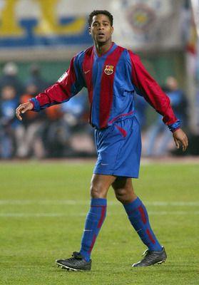 Patrick Kluivert, FC Barcelona (1998–2004, 182 apps, 90 goals)