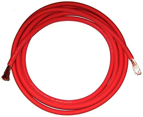 From 2.70:Welding Cable Battery Live 175 Amp 16mm Red Flexible Per Meter Mig Tig Arc Welder