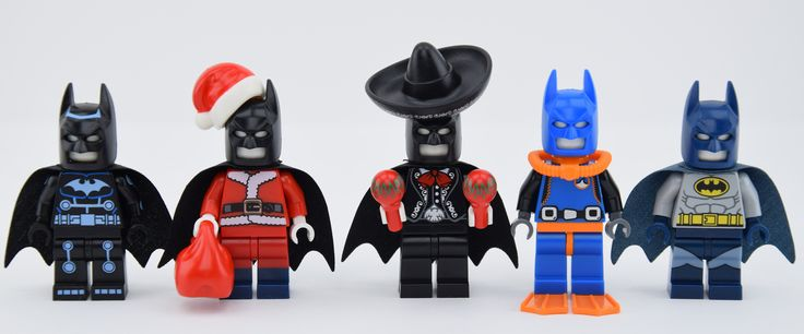https://flic.kr/p/N8wuFs | I can't wait for this ! part 1 | Hi guys ! I make some suits who appear in The Lego Batman Movie teaser trailer ! There are : Electric bat, Krampus bat, El murcielago, Scu-bat and Classic bat Original picture by me