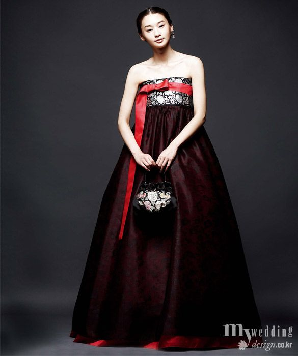 Inspiration from Hanboks | Korea