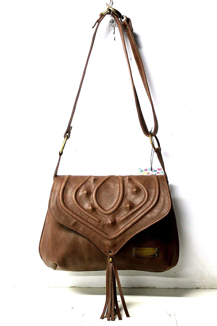 BANDOLERA ART. 1727 CHOCOLATE