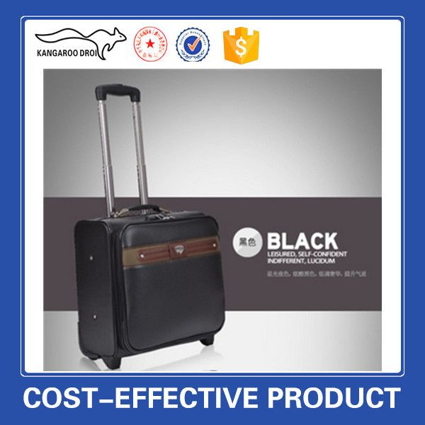 business men luggage wheeled cabin luggage size 15 inches
