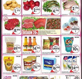 Super Fresh and Healthy New Year 2015 Periode 29 Desember 2014 sampai 1 Januari 2015 | Tempatnya Promosi dan Diskon