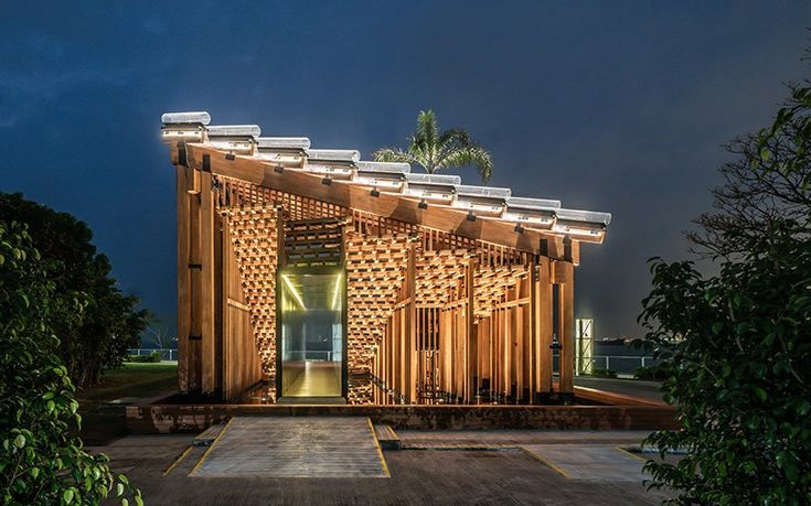 new office works builds west kowloon pavilion in hong kong