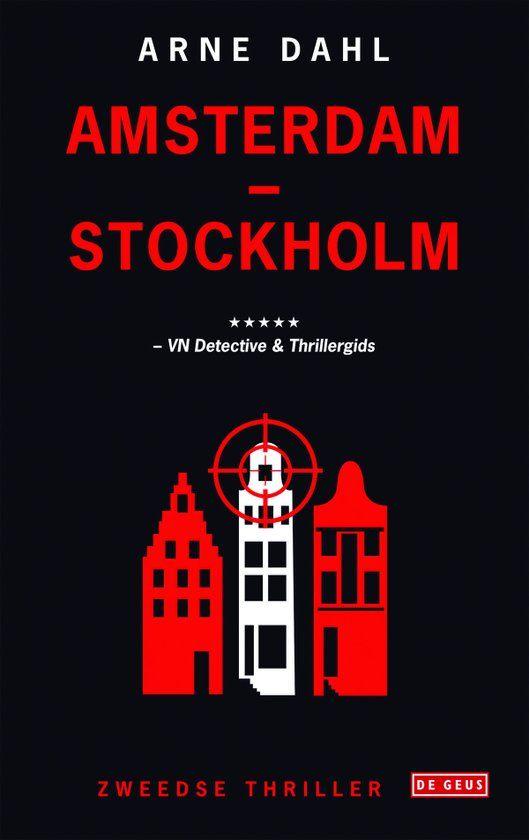 23/53 Amsterdam-Stockholm