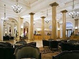 The Carlton Hotel, Cannes, lobby
