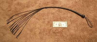 Cat o' nine tails - Wikipedia, the free encyclopedia