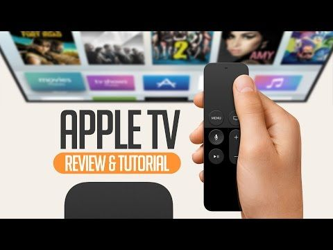 Apple TV Review (4th Generation) - YouTube
