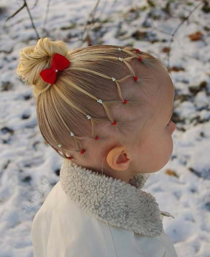 20 Adorable Little Girls Hairstyles For Your Princess - 1 Decorate