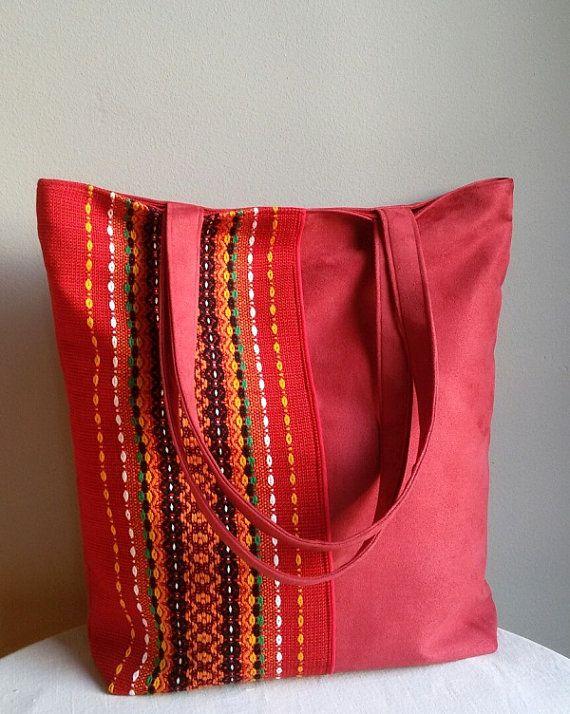 women's handbasgs eco suede shoulder bag big bag city by IrisBags