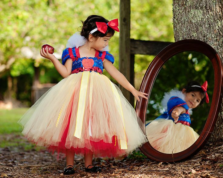 Snow White Tutu DressSnow white dress Snow white by GlitterMeBaby, $75.00