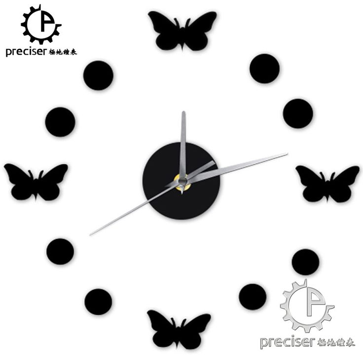 17 best ideas about kitchen wall clocks on pinterest for Whatever clock diy