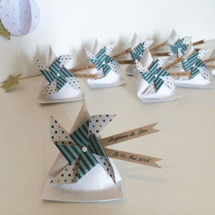 boite a dragees moulin a vent original pour mariages et bapteme idee pinterest communion. Black Bedroom Furniture Sets. Home Design Ideas