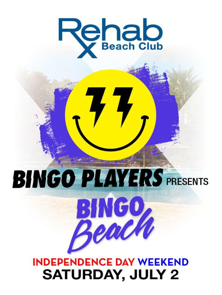 Rehab Bingo Players