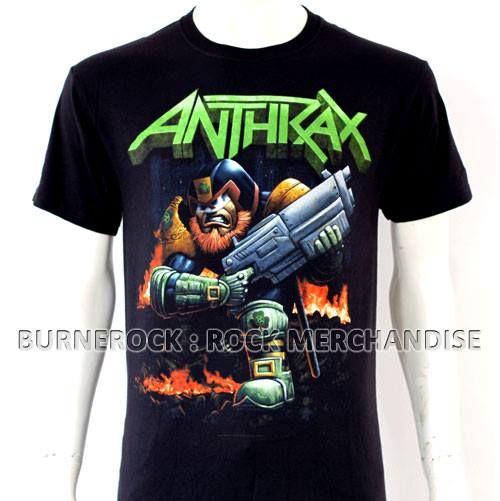 Anthrax: Dredd Leprechaun