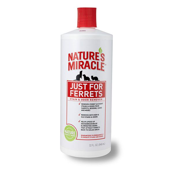 Just for Ferrets - Pet Stain & Odor Remover