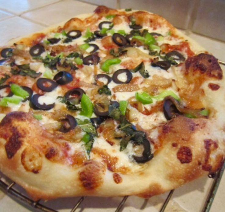 Neo Neapolitan Sourdough Pizza Dough~ @fornobravo
