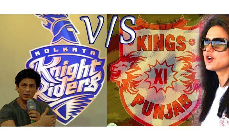 Who will win the 7th season of the ipl2014? Kolkata Knight Riders or Kings XI Punjab.