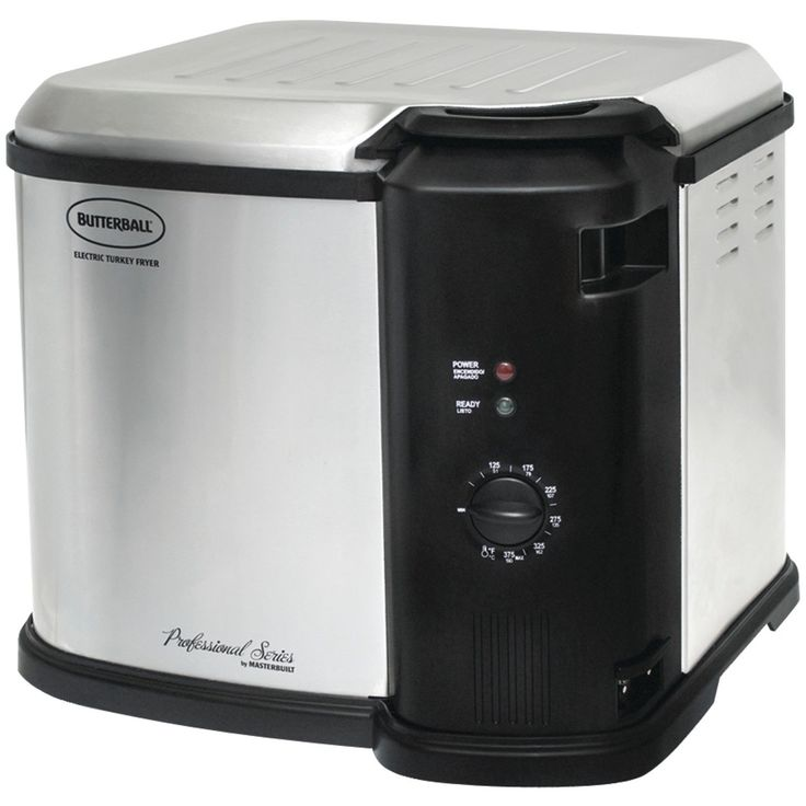 AWESOME Butterball Electric Fryer