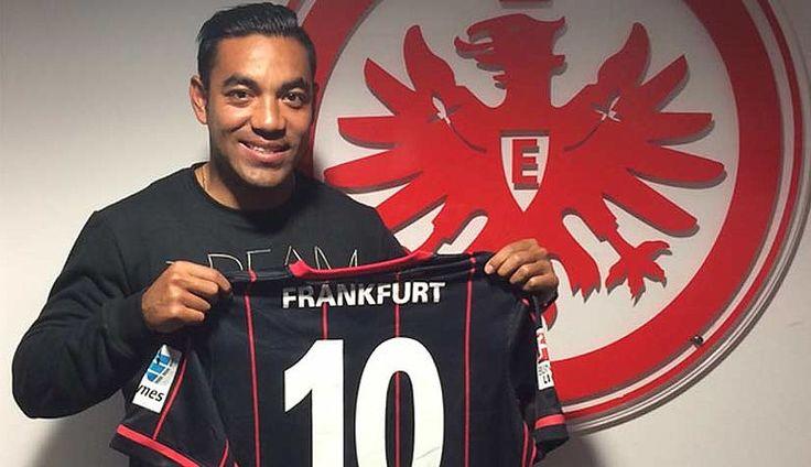 Eintracht Frankfurt sign Marco Fabián - Eintracht Frankfurt ...