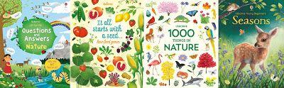 Carti pentru copii in limba engleza: 32 de noi titluri Usborne - August 2017