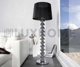 Moderní stojací lampa - Anna