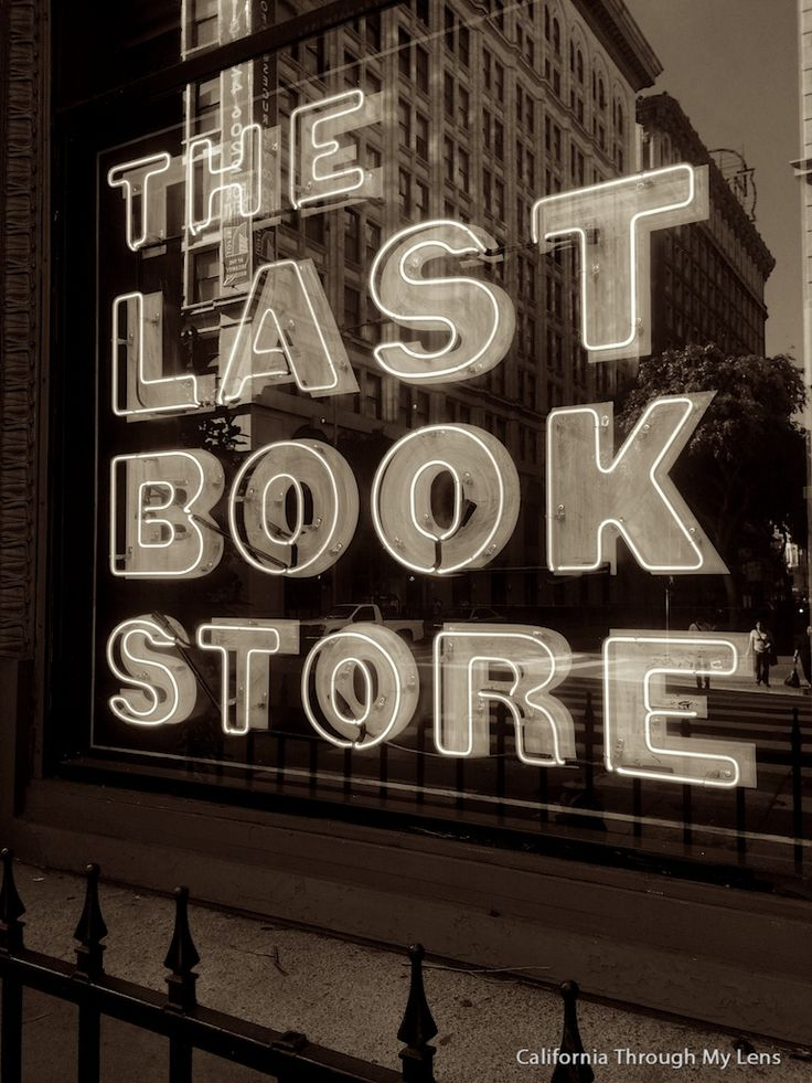 The Last Bookstore: Keeping the Art of Book Shopping Alive in Los ...