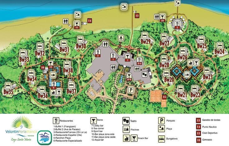 Map layout valentin perla blanca favorite places for Cementerio parque jardin del sol pilar