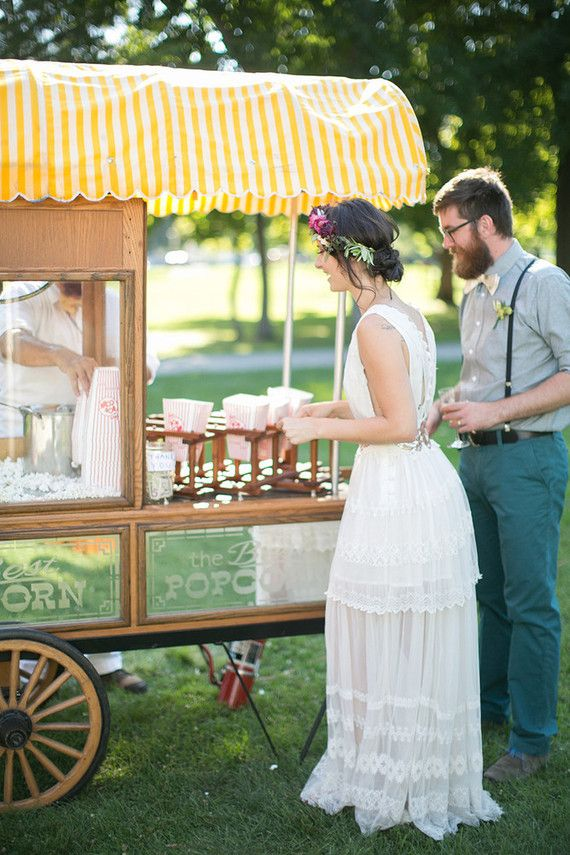 435 best wedding decor images on pinterest wedding decor wedding vintage popcorn station junglespirit Choice Image