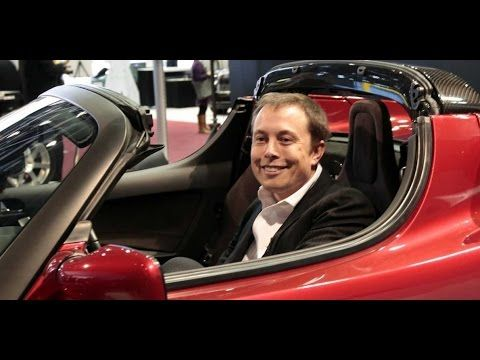 Billionaire Elon Musk Biography: How I Became The Real 'Iron Man' 2016 Believe in yourself and build  your dream. Ivan Silva