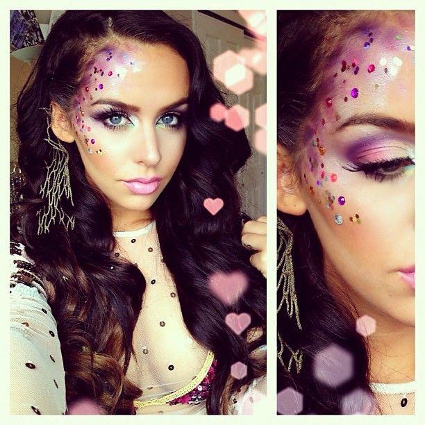 163 best Mermaid Siren Costume images on Pinterest | Makeup ...