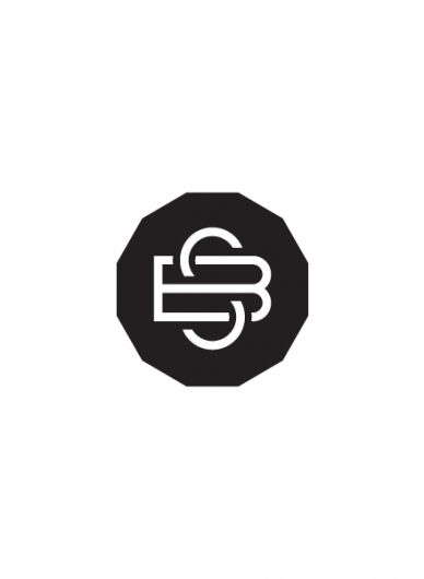 The intertwining of the two letters B and S  joins together to form a sleek , simple and identifiable logo. I like how the designer has thought about the asletics of the letters and cleverly stretched the 'b' so the 's' fits in.