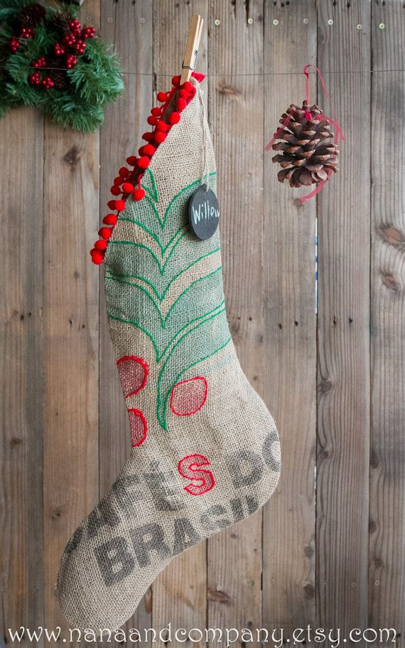 17 Best Images About Hessian Coffee Bag Recycling Ideas On