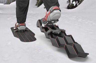 Eric Brunt's Flux Snowshoes
