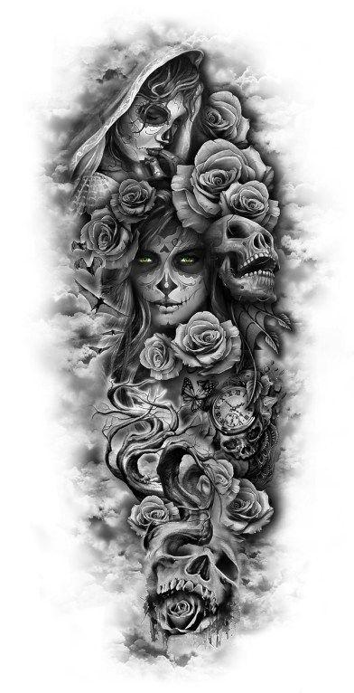 Tattoo combination