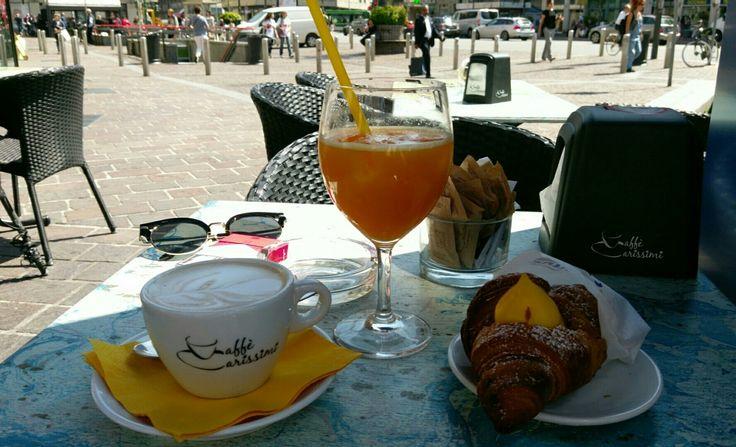 Perfect breakfast #food #italia