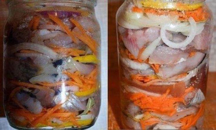 Селёдка по-голландски | Самые вкусные кулинарные рецепты