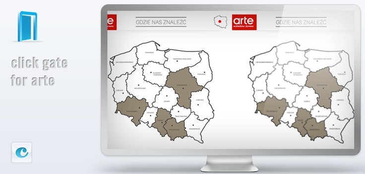 #ClickGate for #Arte.pl by #ClickApps