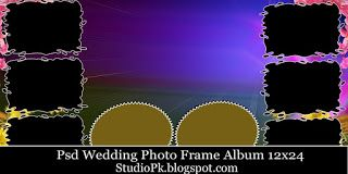 Wedding Photo Frame Album 12 X 24 Download